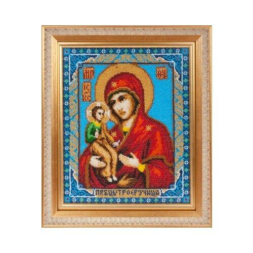 Купить Набор для вышивания «Panna» ЦМ-1277 Икона Божией Матери Троеручица, Наборы для вышивания