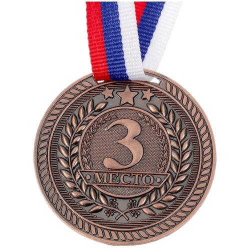 Фото - Медаль Сима-ленд призовая 063 3 место, 5 см бронза автобус сима ленд 1011448 25 см желтый