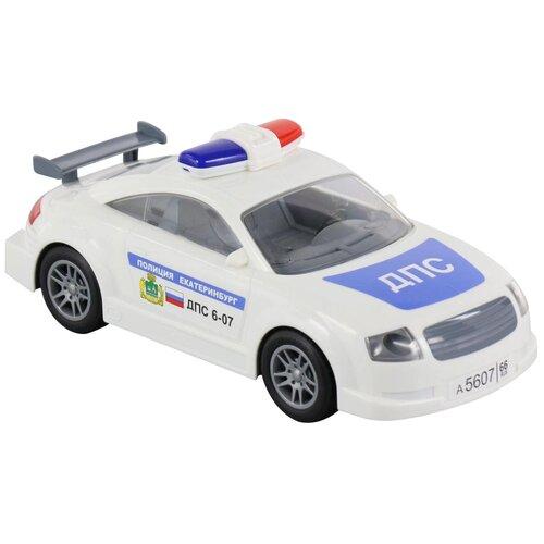 Легковой автомобиль Полесье ДПС Екатеринбург в коробке (66077), 26.8 см