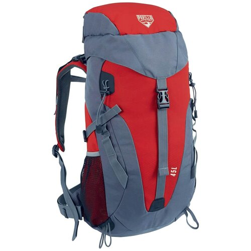Рюкзак Bestway Dura-Trek 45 red/grey loque dura un leso