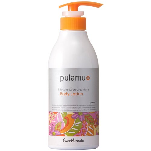 Купить Лосьон для тела Pulamu Body Lotion Effective Microorganisms восстанавливающий, 500 мл
