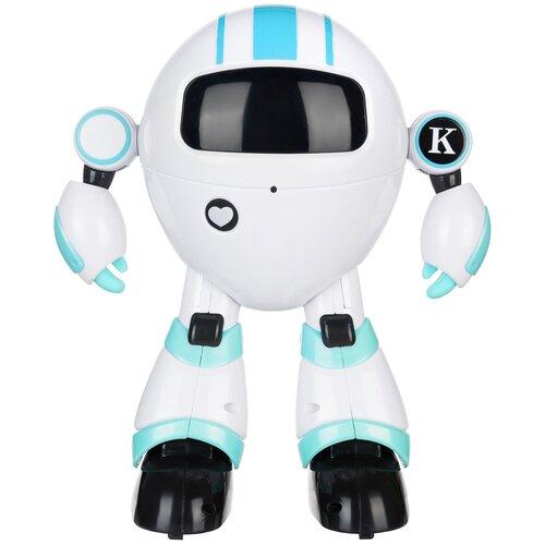 Робот OCIE KBot OTC0875361, белый/голубой недорого