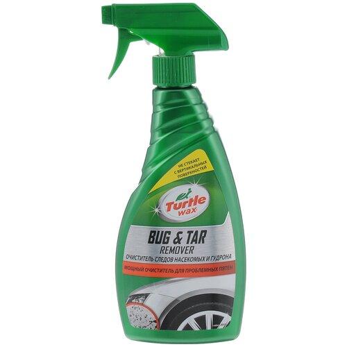 Очиститель кузова Turtle WAX от гудрона и следов насекомых Bug Tar Remover, 0.5 л недорого