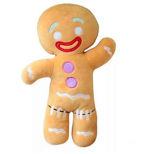 Мягкая игрушка 50см Детская игрушка в подарок / Плюшевая игрушка для детей Печенье (Коричневый)