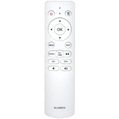 Фото - Пульт Huayu RC-LEM2019 для телевизора BBK пульт huayu rc0105 stb 105 для dvb ресиверов bbk