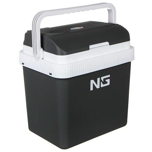 Холодильник автомобильный NEW GALAXY 755-007 12В/220В серый