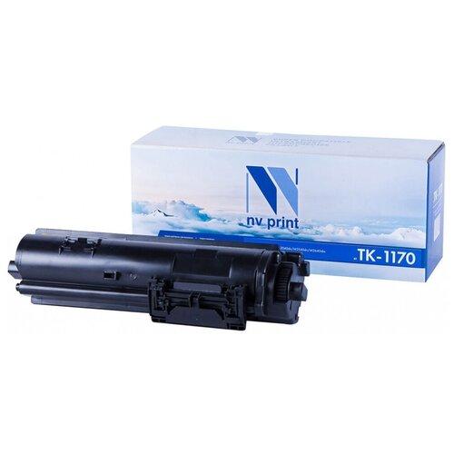 Фото - Картридж NV Print NV-TK-1170 (без чипа), совместимый картридж nv print nv tk 5280m совместимый