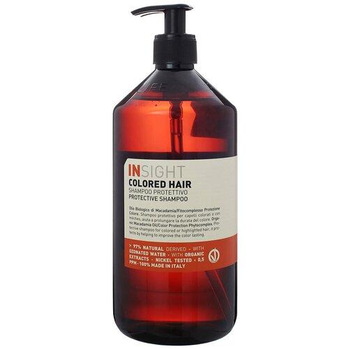 Фото - Insight шампунь Colored Hair Protective защитный для окрашенных волос, 900 мл insight кондиционер colored hair защитный для окрашенных волос 400 мл