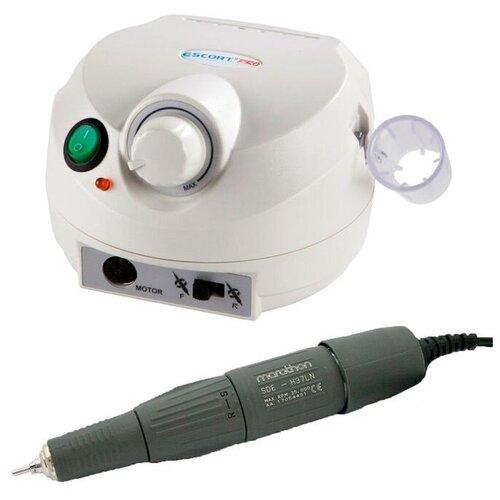 Фото - Аппарат для педикюра Marathon Escort-II Pro/H37LN, 35000 об/мин, белый аппарат marathon n7 h37ln без педали 35000 об мин белый