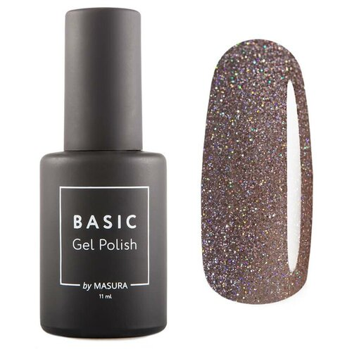 Гель-лак для ногтей Masura Basic, 11 мл, Милан для Двоих гель лак для ногтей masura basic 11 мл саргассово море