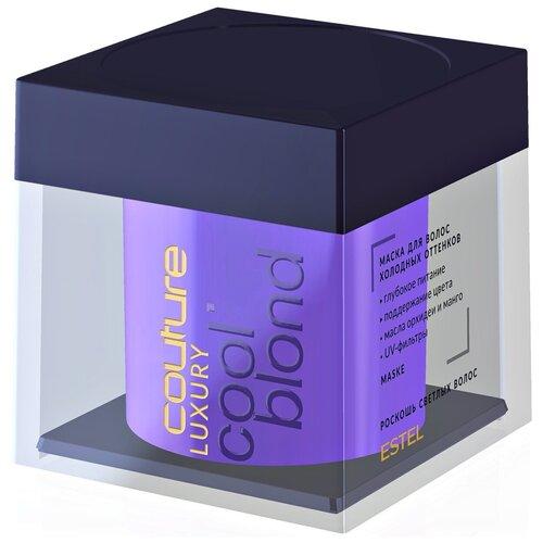 Estel Professional LUXURY BLOND Маска для волос холодных оттенков COOL BLOND, 200 мл недорого
