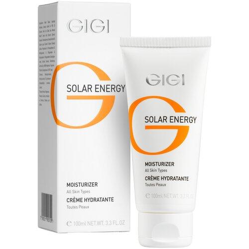 Gigi Крем увлажняющий Solar Energy Moisturizer, 100 мл недорого