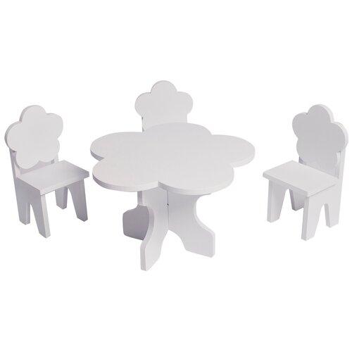 Фото - PAREMO Набор мебели для кукол Цветок (PFD120) белый paremo набор мебели для кукол цветок pfd120 45 pfd120 46 pfd120 44 pfd120 42 pfd120 43 белый фиолетовый
