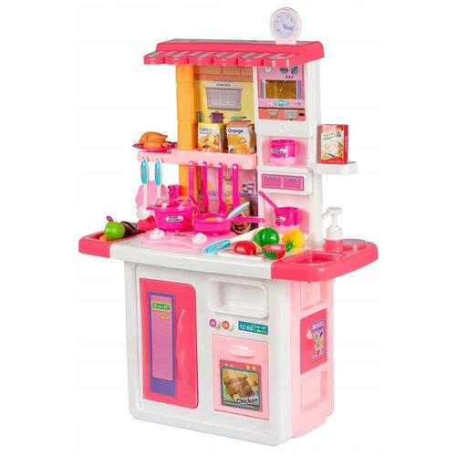 Кухня Shantou Gepai B1823894 белый/розовый