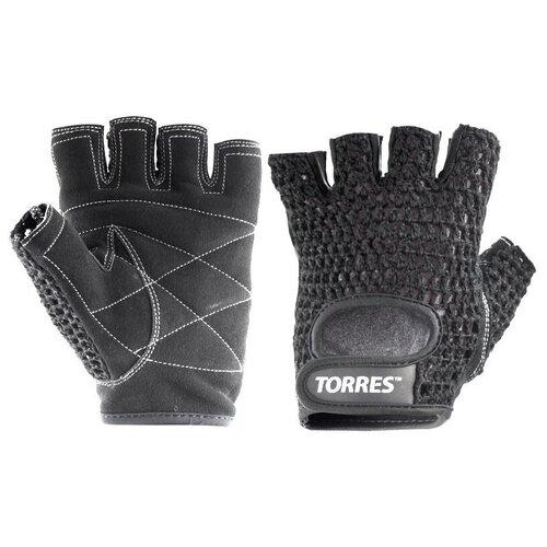 Перчатки TORRES PL6045 черный S
