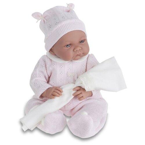 Фото - Интерактивная кукла Antonio Juan Ника в розовом 40 см 3359Р кукла antonio juan антония в розовом 40 см 3376p