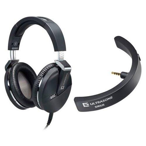 Беспроводные наушники Ultrasone Performance 840 + Sirius Bluetooth, black