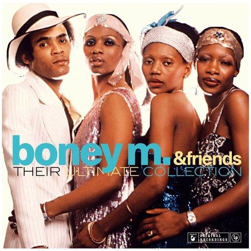 Виниловая пластинка Boney M. & Friends. Their Ultimate Collection (LP)