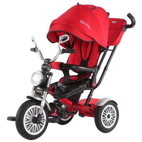 Купить Трехколесный велосипед Farfello YLT-6189, Красный, Трехколесные велосипеды