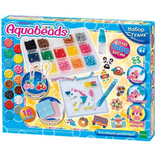 Aquabeads Аквамозаика Коллекция дизайнера (31178) по цене 1 422