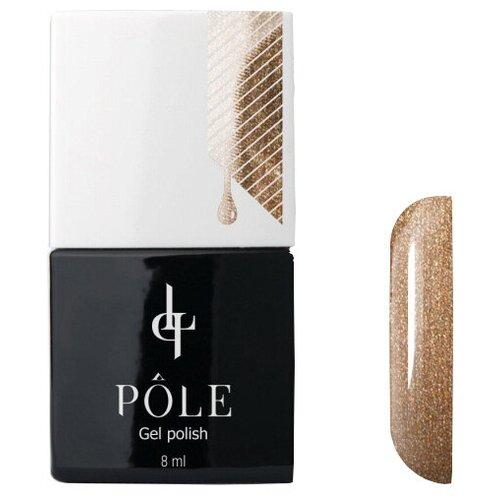 Купить Гель-лак для ногтей Pole Classic line, 8 мл, имбирный эль