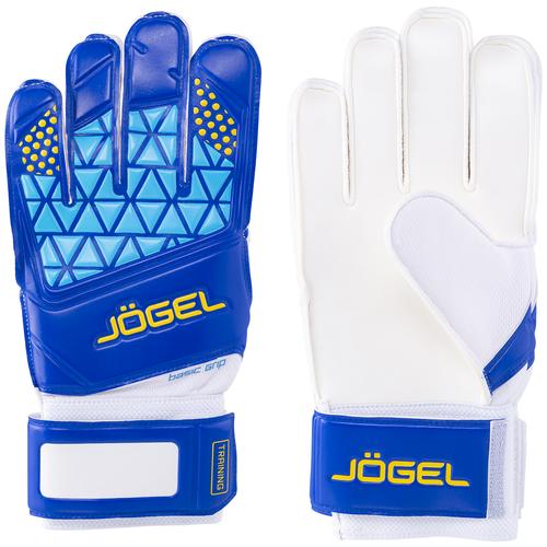 Перчатки Jogel размер 5, синий