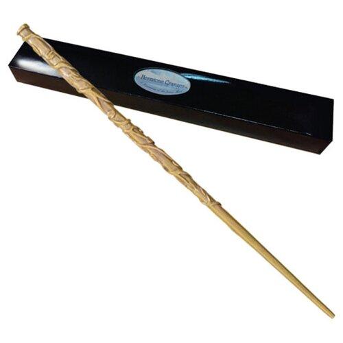 The Noble Collection Волшебная палочка Гермионы Грейнджер с именной табличкой, коричневый may peter the noble path