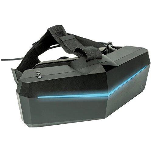 Шлем виртуальной реальности Pimax 5K Plus VR, черный
