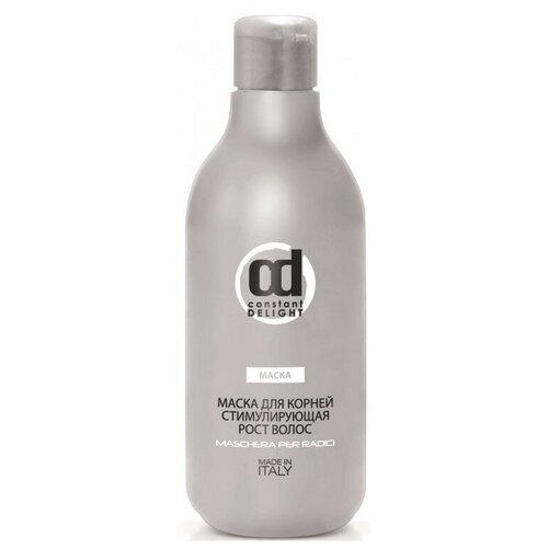 Constant Delight ПРОТИВ ВЫПАДЕНИЯ ВОЛОС Маска для корней, стимулирующая рост волос, 250 мл constant delight масло для окрашивания волос olio colorante 5 02 каштановый натуральный пепельный 50 мл