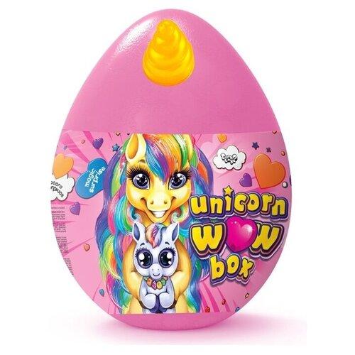 Купить Игровой набор Danko Toys Unicorn WOW Box UWB-01-01, Игровые наборы и фигурки
