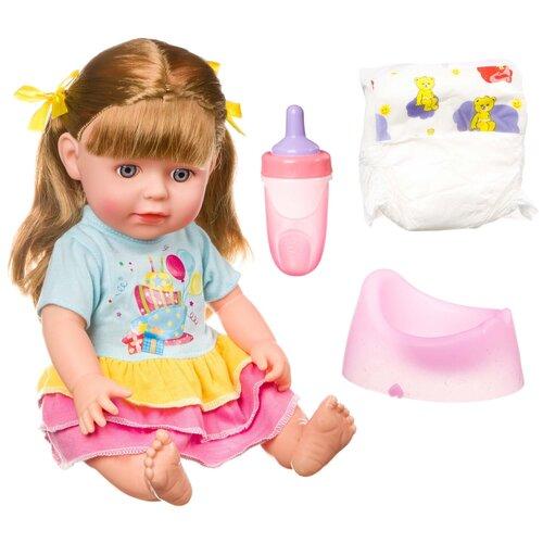 Купить Интерактивный пупс BONDIBON OLY, 36 см, ВВ4262, Куклы и пупсы