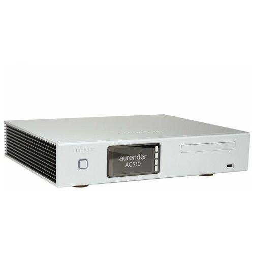 Фото - Сетевой аудиоплеер Aurender ACS10 16TB, серебристый сетевой аудиоплеер audiolab 6000n play silver