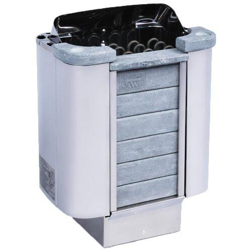 Электрическая банная печь Sawo CUMULUS CML-90Ni2-P серый