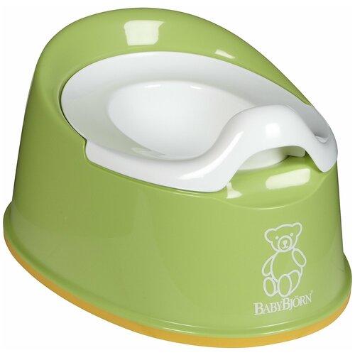 BabyBjorn горшок Smart зеленый babybjorn горшок smart светло розовый