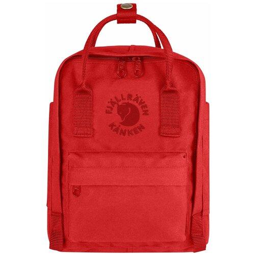 Городской рюкзак Fjallraven Re-Kånken Mini 7, red городской рюкзак fjallraven re kånken 16 un blue