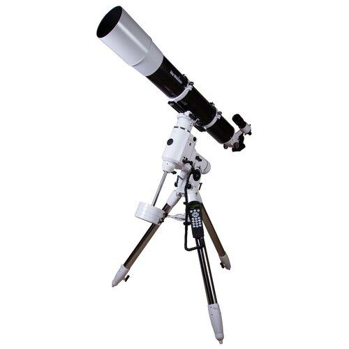 Фото - Телескоп Sky-Watcher BK 15012EQ6 SynScan GOTO черный/белый телескоп sky watcher skymax bk mak90eq1 настольный