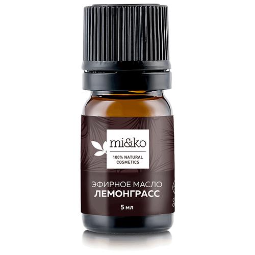MI&KO эфирное масло Cosmos Organic Лемонграсс, 5 мл