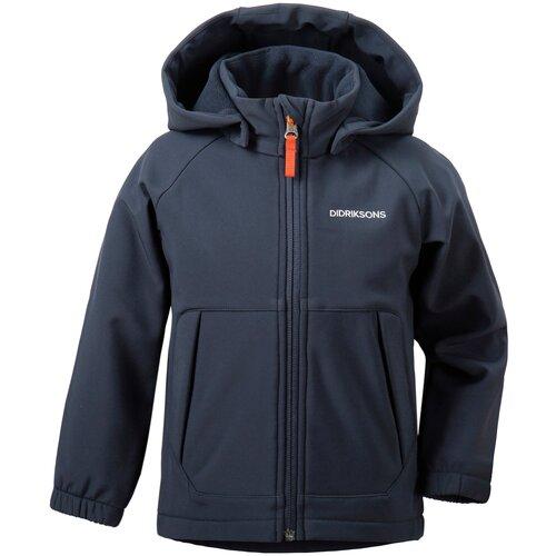 Детская куртка Didriksons Dellen морской бриз 140