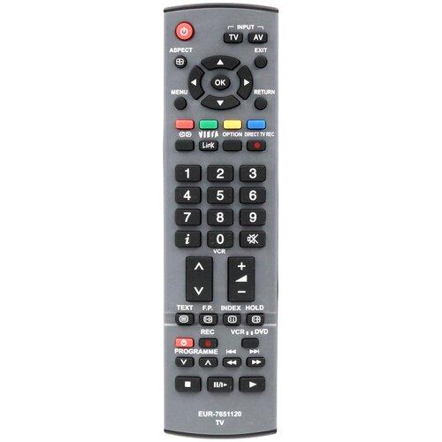 Фото - Пульт Huayu EUR7651120 для телевизора Panasonic пульт huayu n2qayb000803 для телевизора panasonic