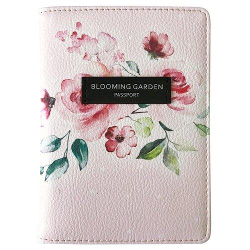 Обложка для паспорта InFolio Belle, розовый
