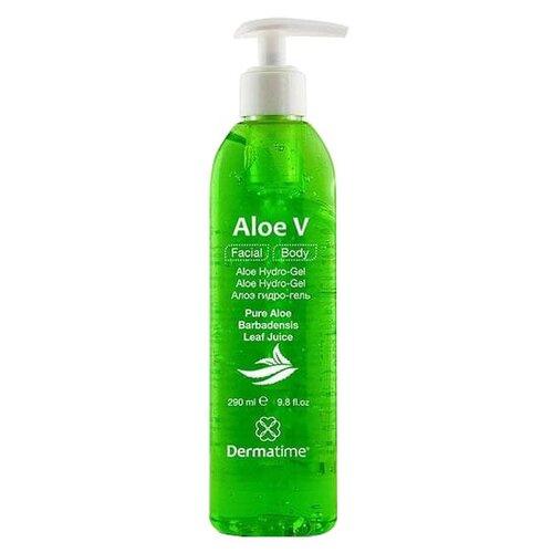 Гель для тела Dermatime Aloe V Aloe Hydro-Gel, 290 мл