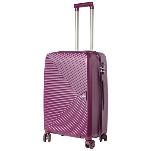 Турецкий чемодан Delvento модель Prism Damson 69 см, 66л