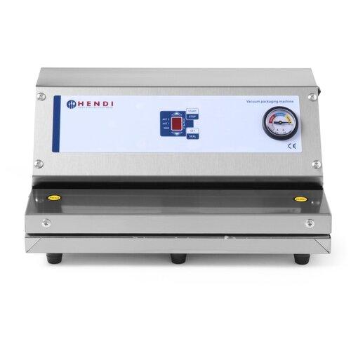 Професcиональный вакуумный упаковщик беcкамерный HENDI Profi Line планка 400 мм 970430