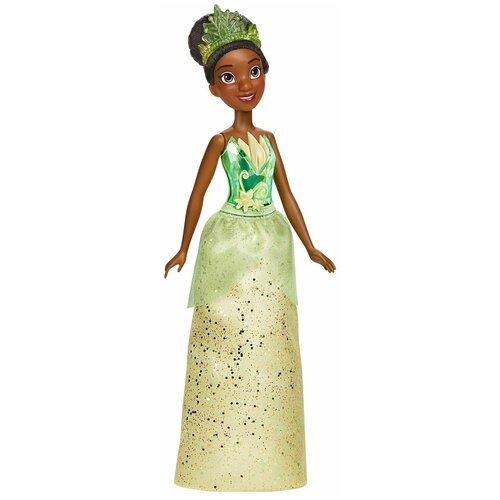 Купить Кукла Hasbro Disney Princess Тиана Royal Shimmer, 26, 5 см, F0901, Куклы и пупсы