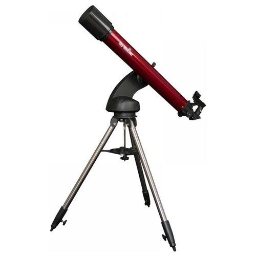 Телескоп Sky-Watcher Star Discovery AC90 SynScan GOTO красный