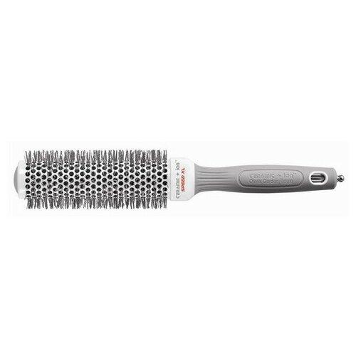 Фото - Olivia Garden Speed XL Ceramic+ion- Термобрашинг для укладки волос, 35 мм термобрашинг для укладки волос керамический ion nanothermic 34мм