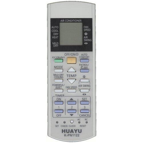 Пульт Huayu для Panasonic K-PN1122 для кондиционера универсал