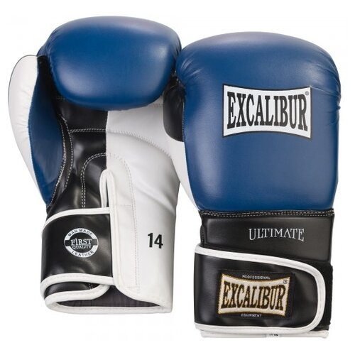 Перчатки боксерские Excalibur 551-03 PU 12 унций