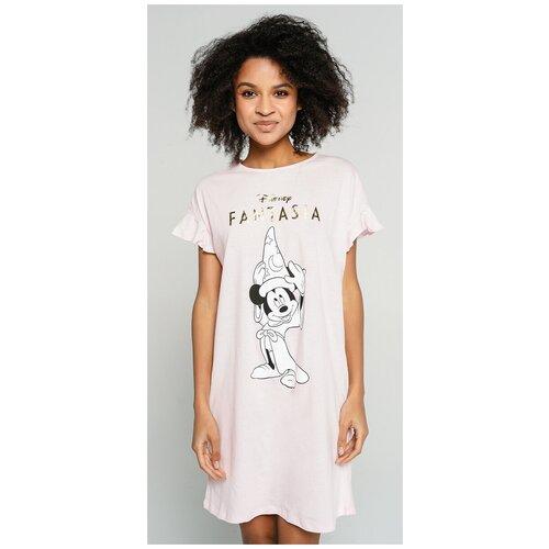 Сорочка ТВОЕ, размер L, розовый