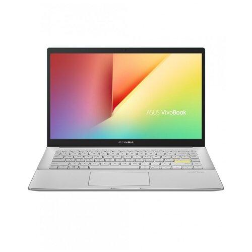 "Ноутбук ASUS VivoBook S14 S433EA-AM108T (Intel Core i5-1135G7 2400MHz/14""/1920x1080/8GB/256GB SSD/Intel Iris Xe Graphics/Windows 10 Home) 90NB0RL2-M01570 Gaia Green & Transparent Silver"